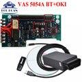 VAS Bluetooth 5054A V19 VAS5054 VAS 5054 Bluetooth VAS5054A Com OKI Função Multi-língua Vas5054A DiagnosticTool