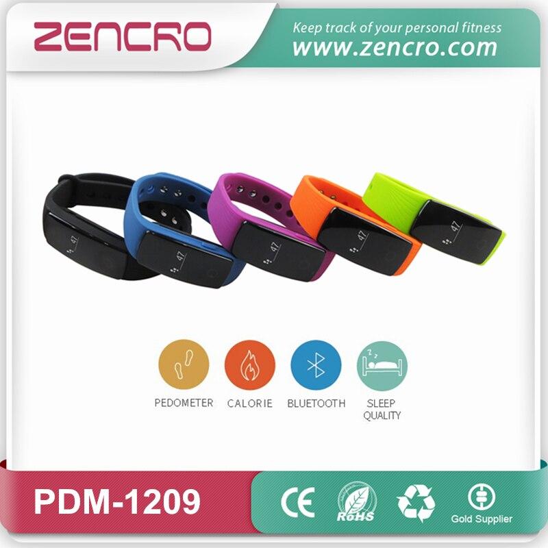 Zencro Veryfit Calories Counter Pedometer Smart Bracelet Sports Fitness Tracker Wristband