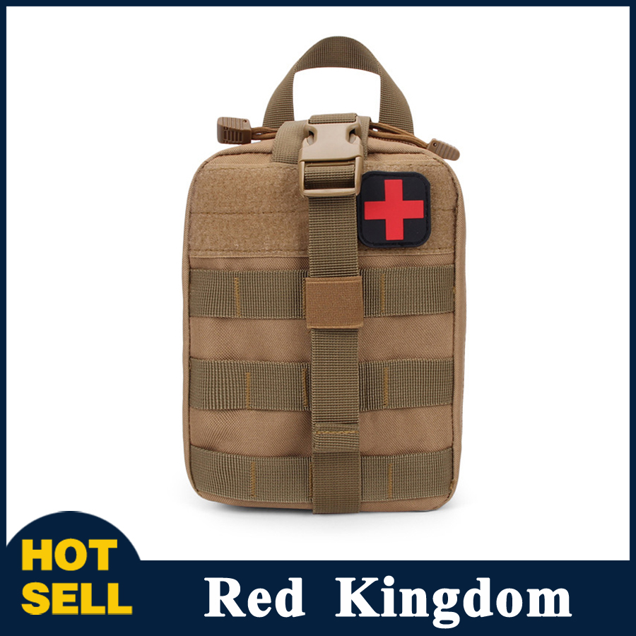 Tactical Medical First Aid Kit Bag Utility Emergency Military Package Medical Molle First Aid Kit for Outdoor Travel Hunting