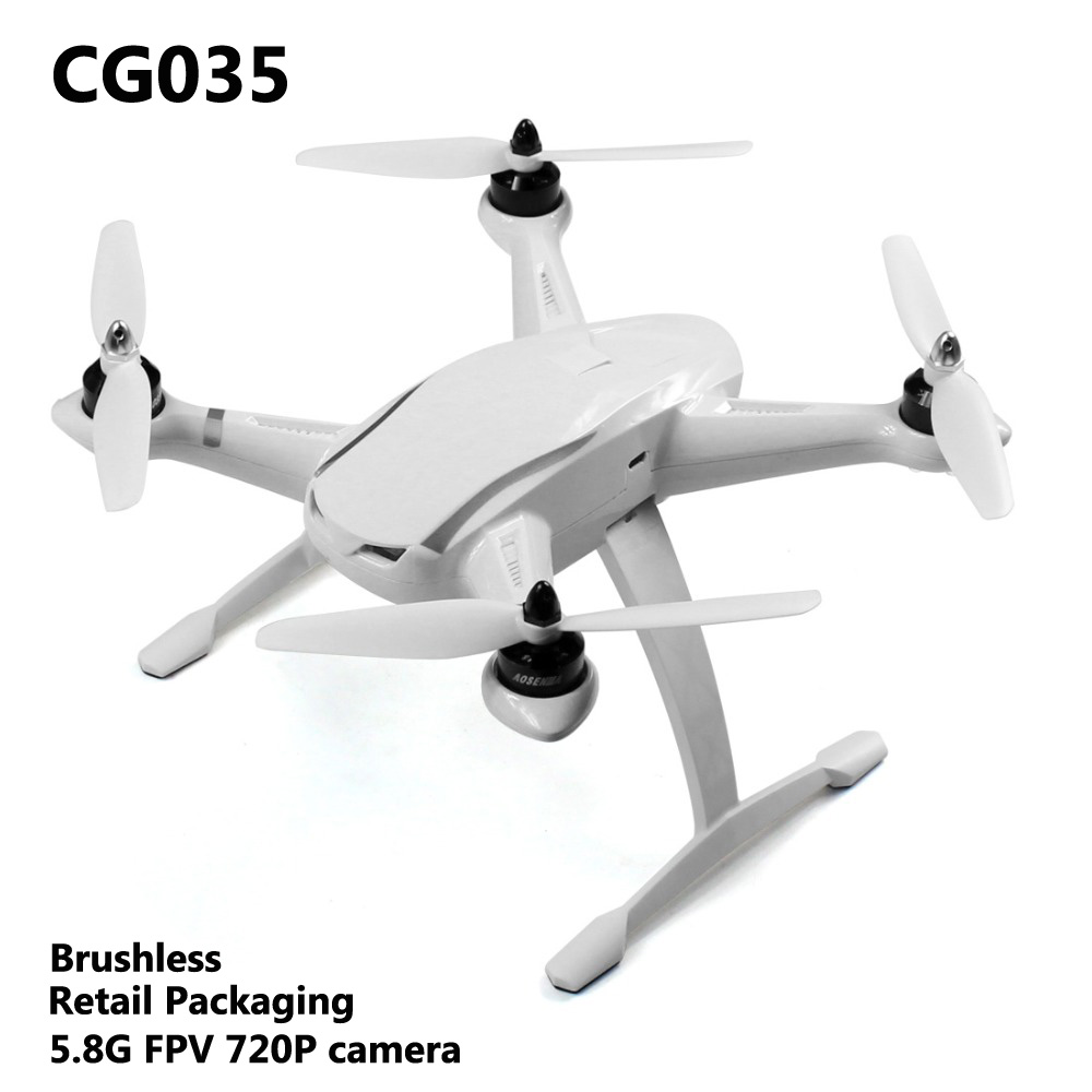CG035 Remote Control Helicopter Brushless Motor 6 Axis Gyro Quadcopter 6 Channels USB Plug 2 4G