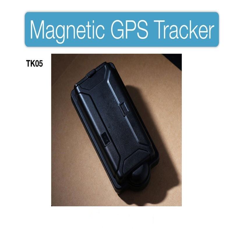 TK05 Impermeabile GPS Per Auto Tracker GSM GPS Loactor Per L'automobile del Camion di Telecomando Monitoraggio Audio di Goccia di Allarme APP Web Gratuito A Vita pista - 2