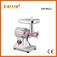 Commercial table counter top 100kg/h automatic electric meat mincer for kitchen appliance