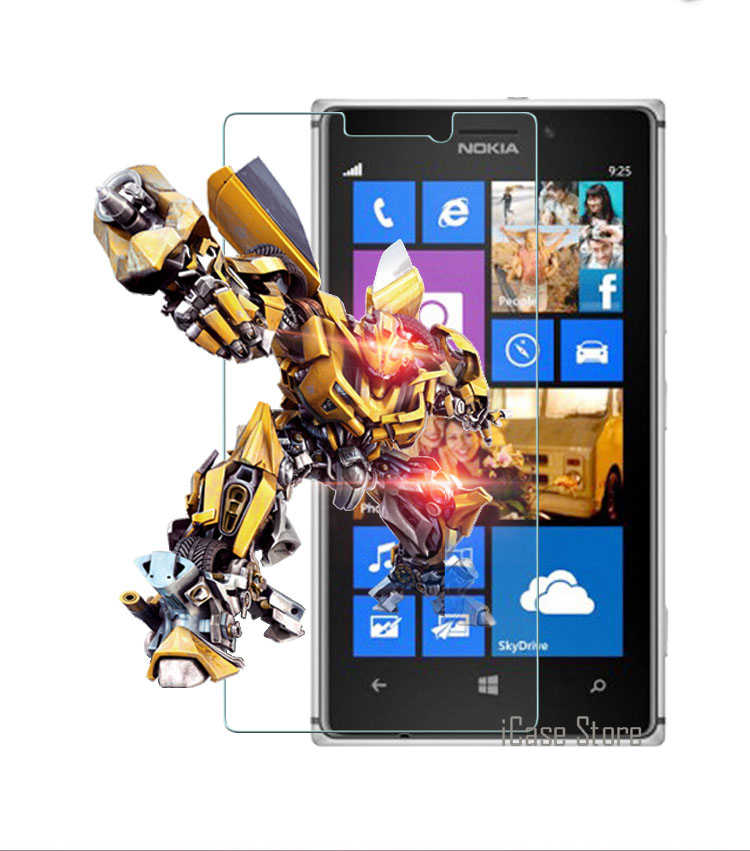 9H Tempered Glass For Microsoft Nokia Lumia N430 435 520 530 532 630 640 640XL XL730 820 830 930 540 Screen Protective Film case