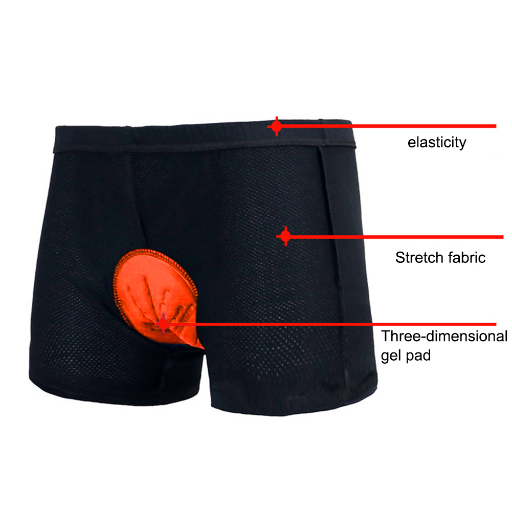 Motorcycle Cycling Shorts Sponge Padded Men Women Bicycle Breathable Quick Dry Bike Riding Clothing Cycling Shorts Equipment 3