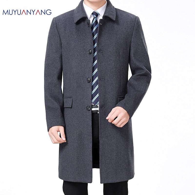 Men new British style zipper genuine leather jacket sheepskin top quality fashion brand design men leather
