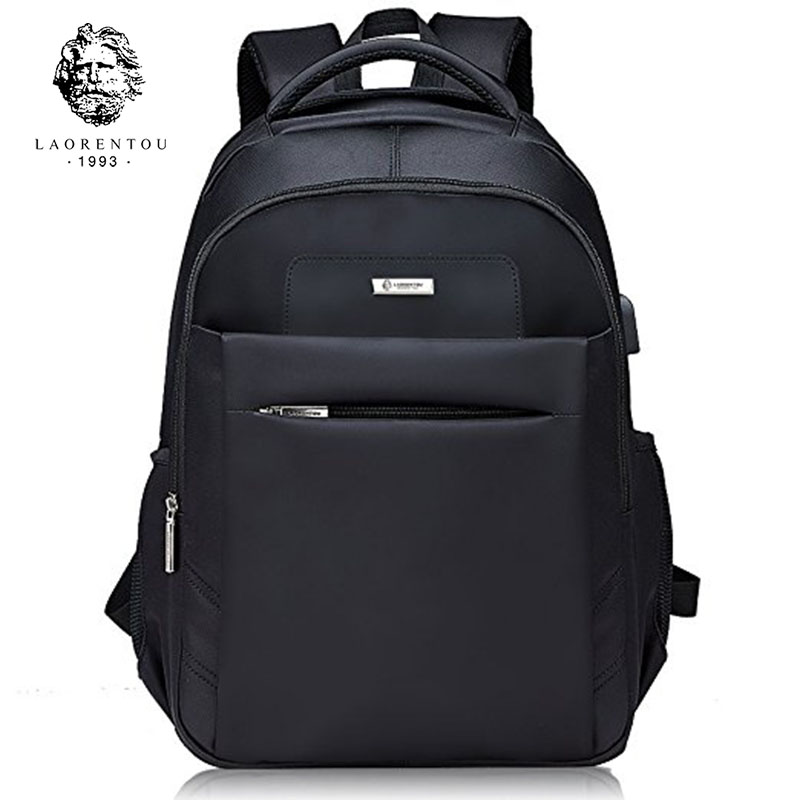 LAORENTOU 2017 Men And Women Backpack Laptop Travel Bag Multifunction School Bags Oxford School Backpacks for Teenagers large capacity waterproof oxford backpack unisex students backpack school bags for teenagers laptop backpack women travel bag