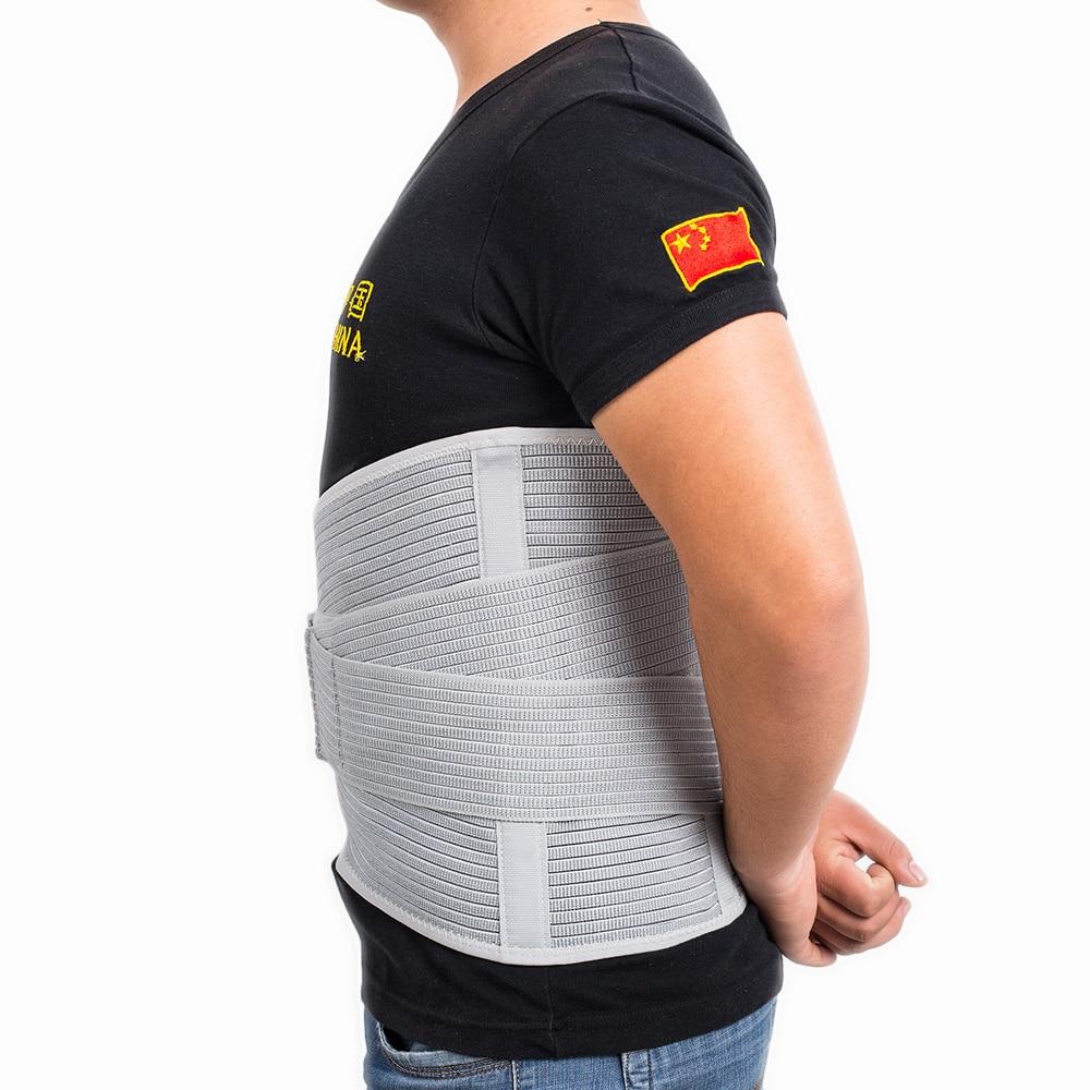 Buena Permeabilidad Espalda Cinturón Ayuda de la Cintura Soporte ...
