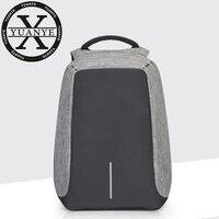 Brand YUNAYE Multifunction USB Charging Backpack Men Waterproof Casual Laptop Pacbpack Europe Anti Theft Weekender Travel