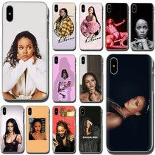 Phone-Cover-Case Rihanna Case Apple 6s-Plus for iPhone 11 Pro 5 5S 6/6s-plus/7/.. Hard