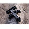Fácil transportar Self Defense Stinger Duron fure ferramenta de proteção Nylon plástico auto defesa pessoal suprimentos # 3