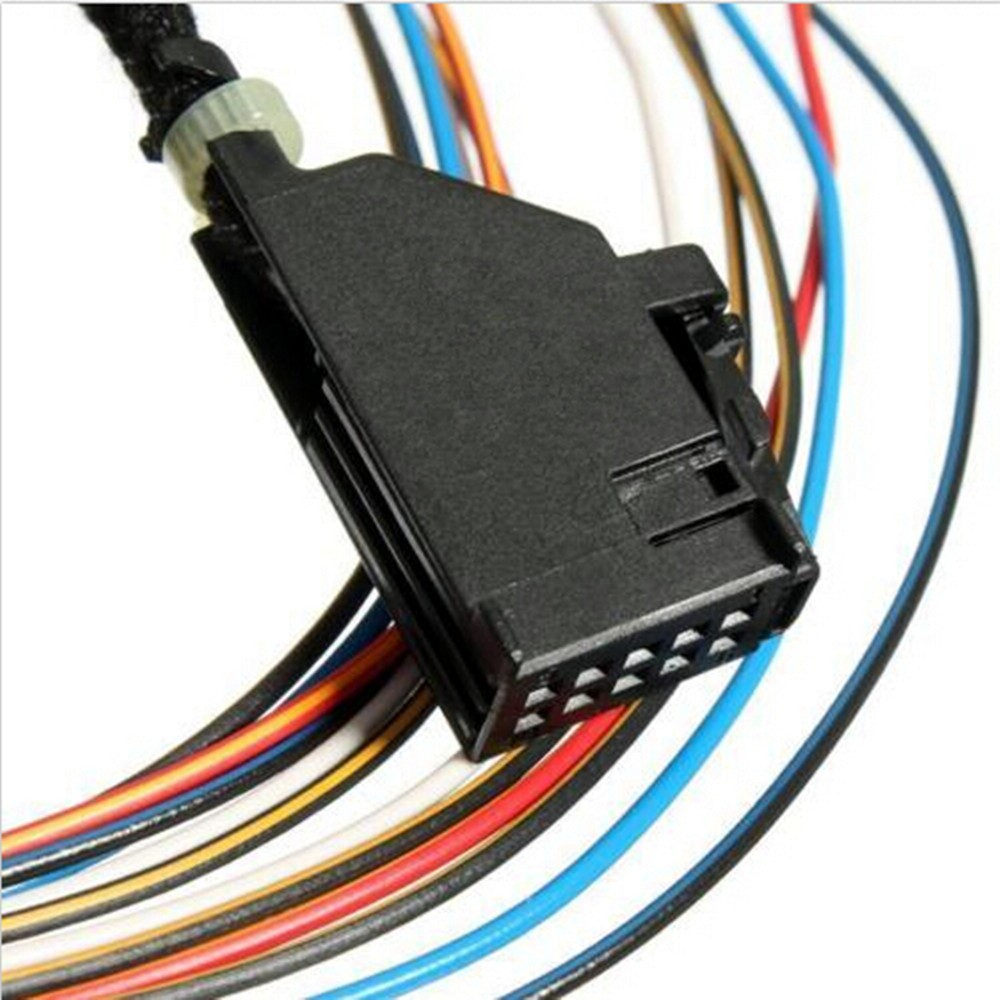 Tuke Oem Cruise Switch Wiring Harness Connector Cable For Vw Passat Bug Installation B5 Golf Mk4 Sharan Beetle Jetta Bora 4 Superb Seat Alhambra In Cables