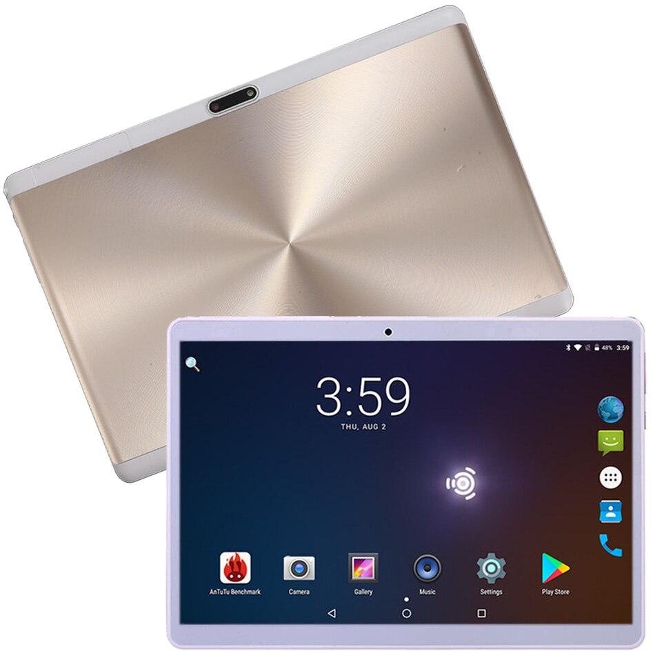 BMXC 100% nouveau 10 pouces tablette android français tablette tactile 10 pouces 4G tablette 10,1 pour jouer à des films de jeu pour cadeau pour GPS