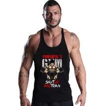 2017 Men gyms Tank Top  Goku Vegeta Saiyan Brand Clothing Bodybuilding Men tank top cotton Worktout Fitness Singlets MenTank Top