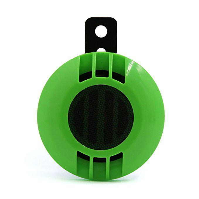 LumiParty 105dB Vehicle Electric Blast Tone Horn Trumpet for Motorbike Car Classic Air Horn Loud Tone Sound 105db Warning Horn