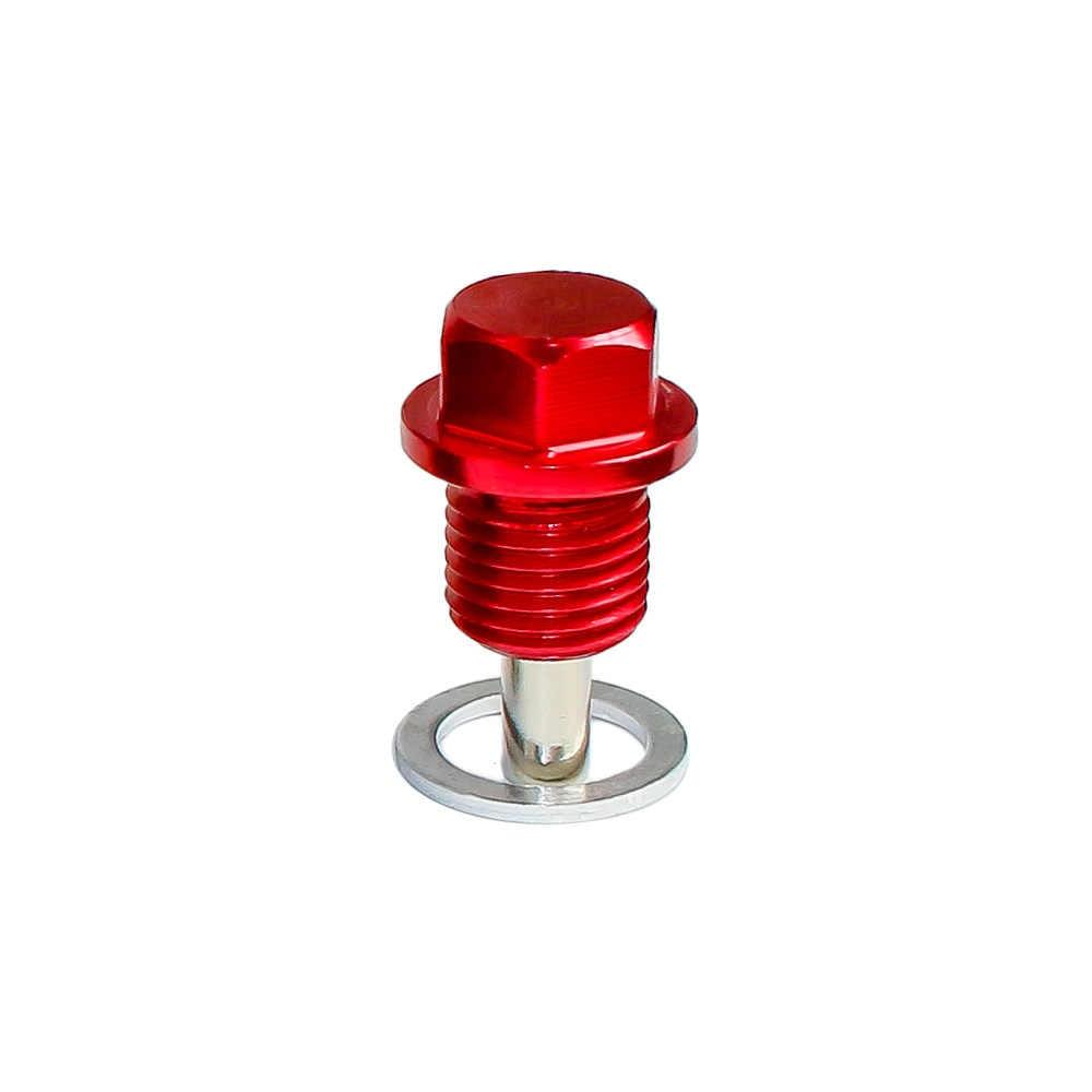 CNSPEED M14 * 1,5 MM Engine Dress Up Paquete de tapón de drenaje de aceite magnético/tapón de drenaje de aceite para la mayoría honda Acura/YC100281