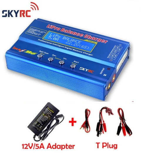 Free shipping Original SKYRC IMAX B6 Digital RC Lipo NiMh Battery Balance Charger free shipping original walkera ballance charger ga005 ga 005 hm05 4 z 23 for both 7 4v 2s 11 1v 3s lipo lipolymer battery