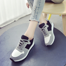 New autumn casual shoes woman fashion mesh womens trainers ladies flats shoes outdoor patchwork zapatillas deportivas mujer