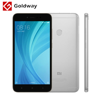 Original Xiaomi Redmi Note 5A 3GB RAM 32GB ROM Mobile Phone Snapdragon 435 Octa Core 5.5