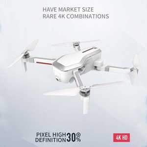 """Image 5 - מתקפל Drone 4K HD מצלמה מחווה צילום ארוך סיבולת מיני מל""""ט אחד מפתח להחזיר"""
