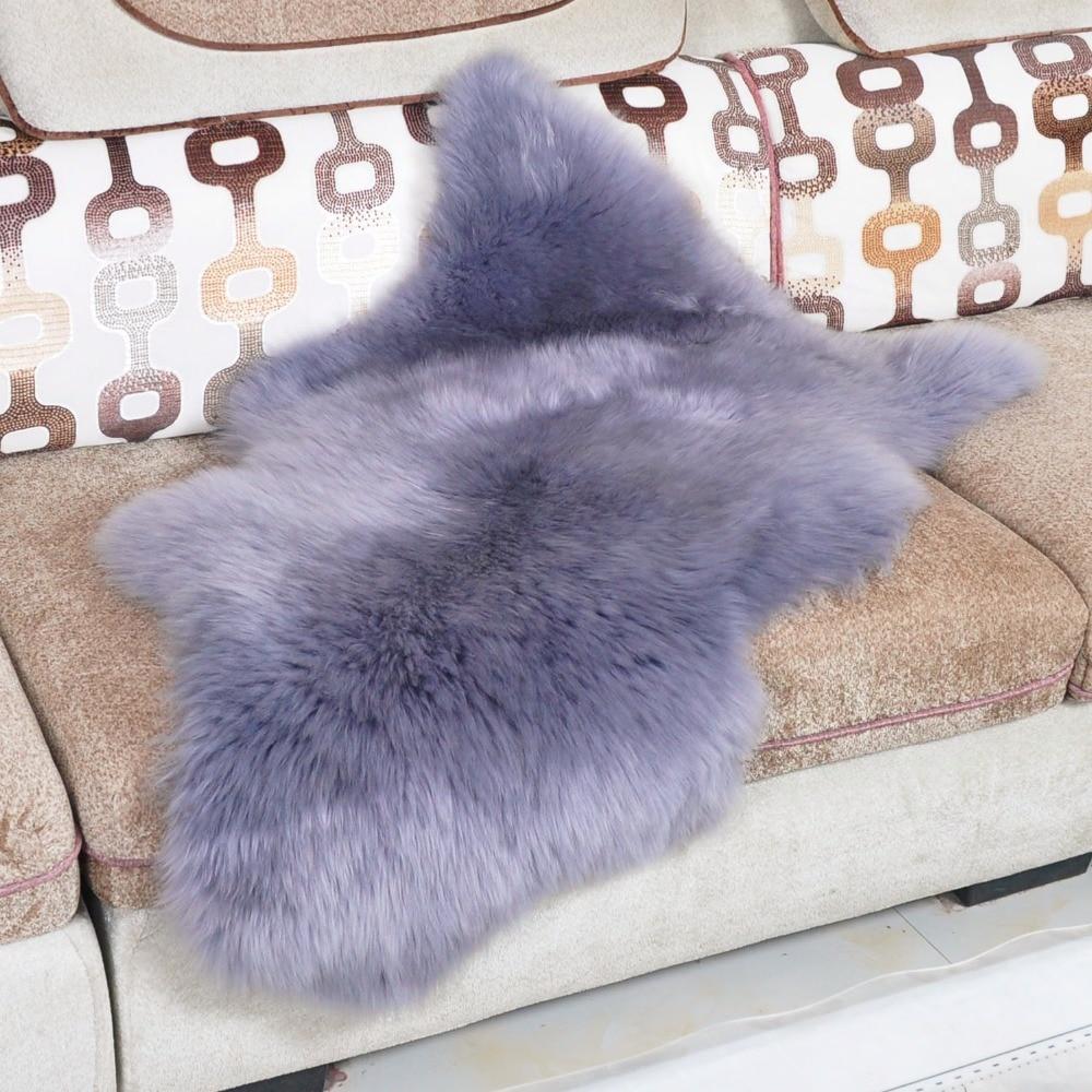Sheepskin Blanket Genuine Sheep Skin