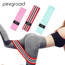 Fitness Hip Loop Resistance Bands Anti-slip Squats Expander Strength Rubber Bands Yoga Gym Training Braided Elastic Bands Sports