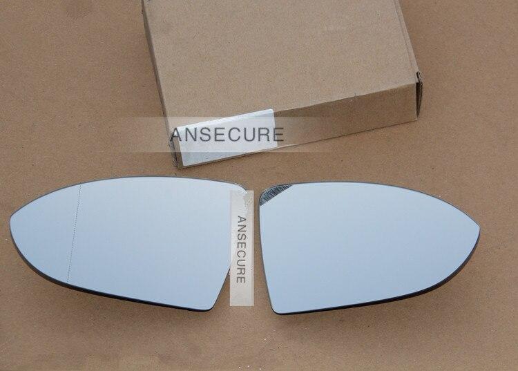 OEM LEFT and Right Side Heat Mirror Glass For VW Volkswagen e Golf GOLF 7 MK7 5G0857521 5G0857522