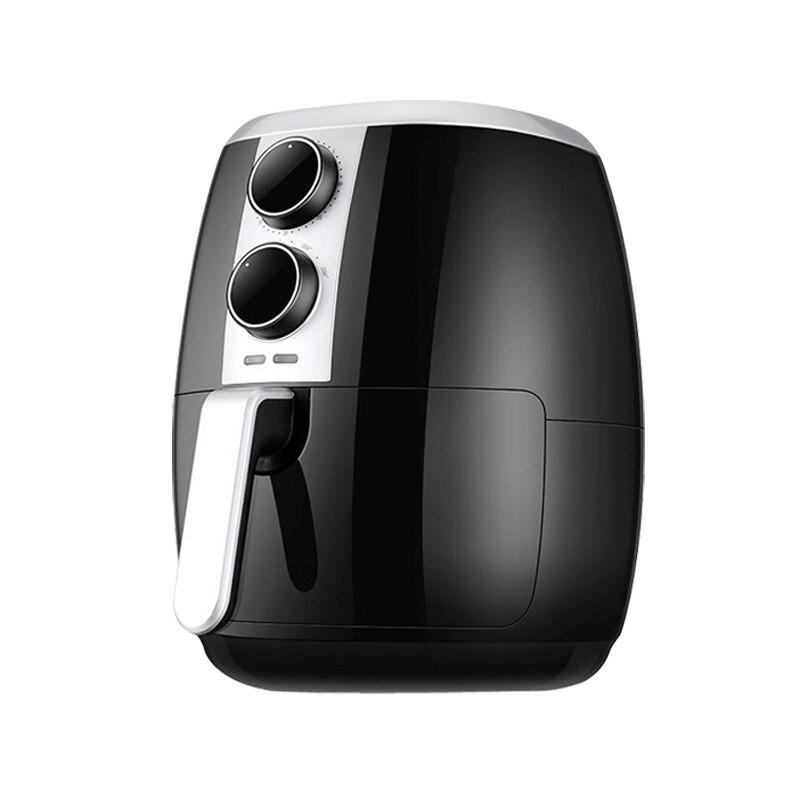 Friteuse à Air électrique multifonctionnelle 220 V antiadhésive 3.5L intelligente sans fumée et sans huile frites fabricant Machine ménage