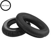 Protein Leather Sennhei HD545 HD565 HD580 HD600 HD650 Headphones Replacement Ear Pad Ear Cushion Ear Cups
