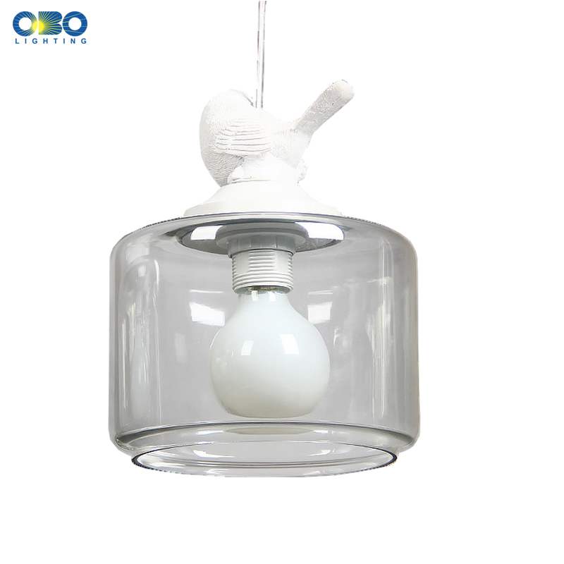 Vintage Clear Glass Shade Pendant Lamp Modern Dining Hall Indoor Pendant Light Cord 1-1.5m Wire E27 110*240V  Free Shipping 4 glass small clear ball paraffin oil lamp indoor outdoor