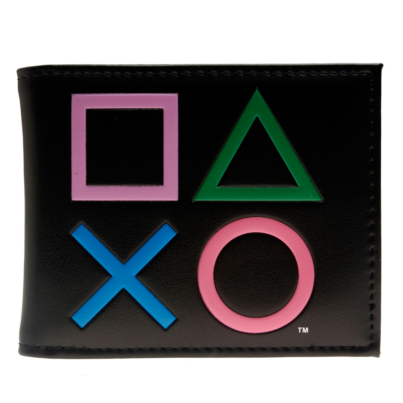 Nintendo NES Classic Controller Bifold Wallet playstation purse DFT-10111 playstation console shaped bifold pu wallet dft 10101