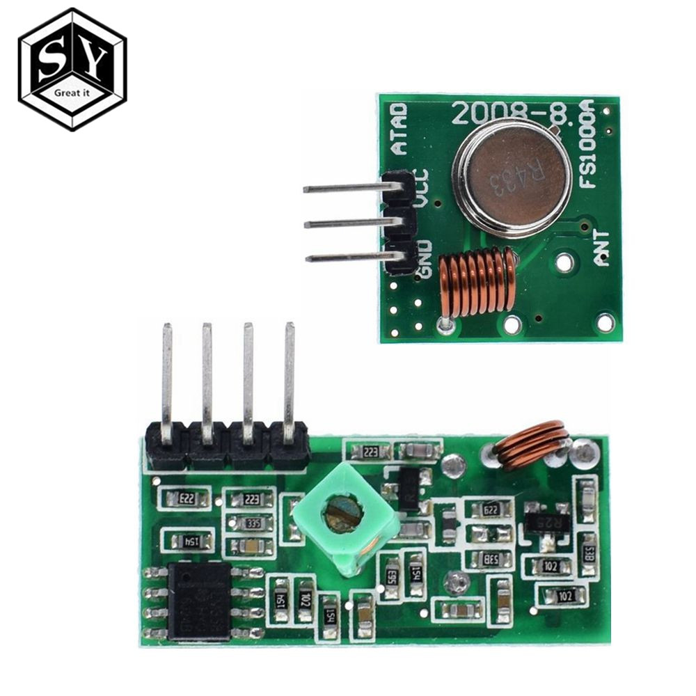 top 10 largest 433 transmitter module list and get free shipping