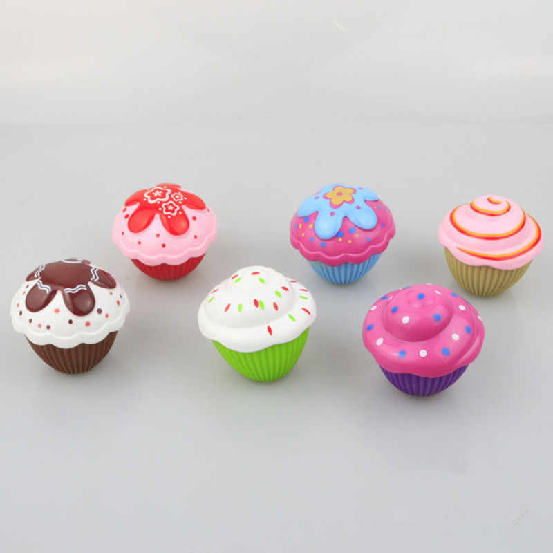 1pc Mini Cartoon Lovely Cupcake Princess Doll Transformed Scented Cute Cake Doll Toy Girls Toys for Children Free Shipping