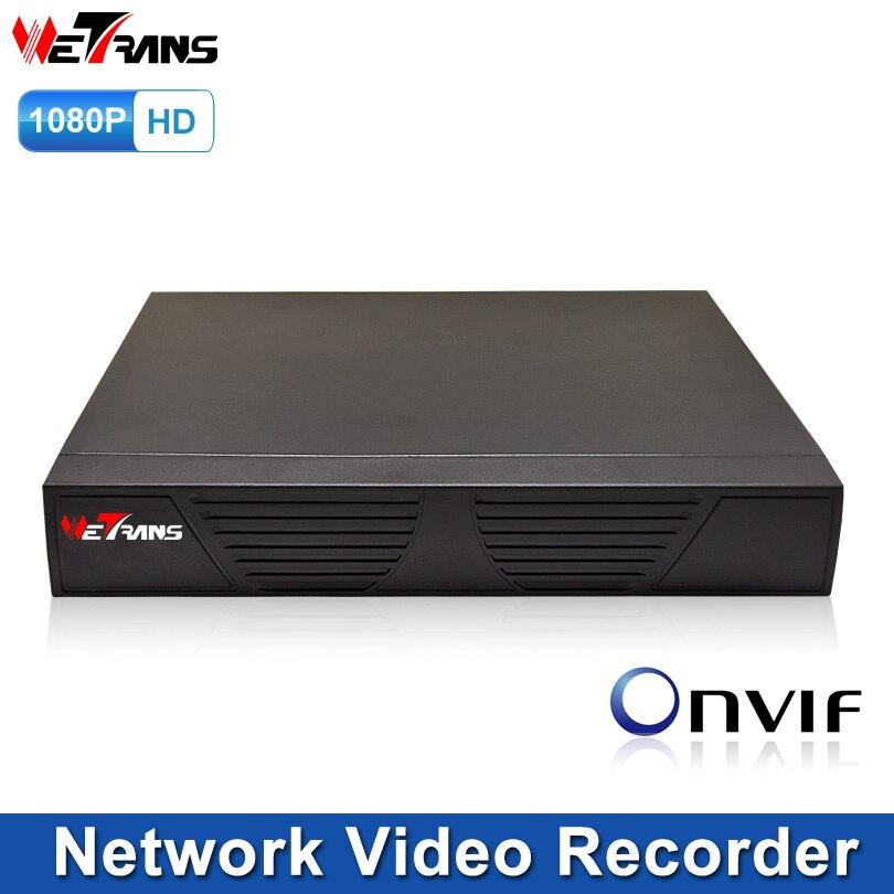 8CH NVR Linux 1080P Network Surveillance Video Recorder Onvif P2P Auto Connection Remote Playback Cheap NVR Mini