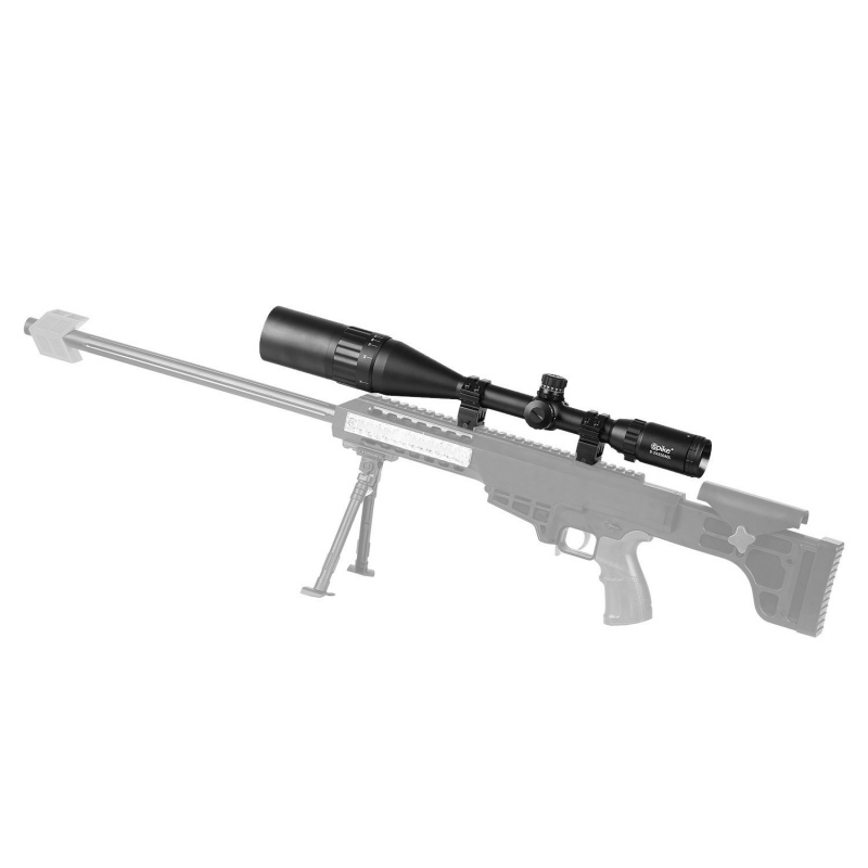 Hunting 6-24x50mm Illuminated Optics AOE Red & Green& Blue Mil-dot Reticle Illuminated Crosshair Adjustable Riflescope пневматическая установка для откачки масла lubeworks aoe 2065