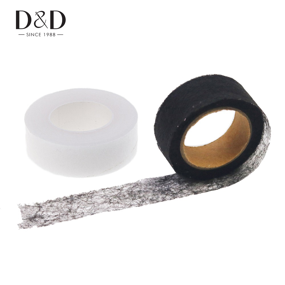 Hot 20mm*10m Iron On Hemming Tapes Interlinings Linings Wonder Web Fusible Bonding Lace Sewing Garment Accessories