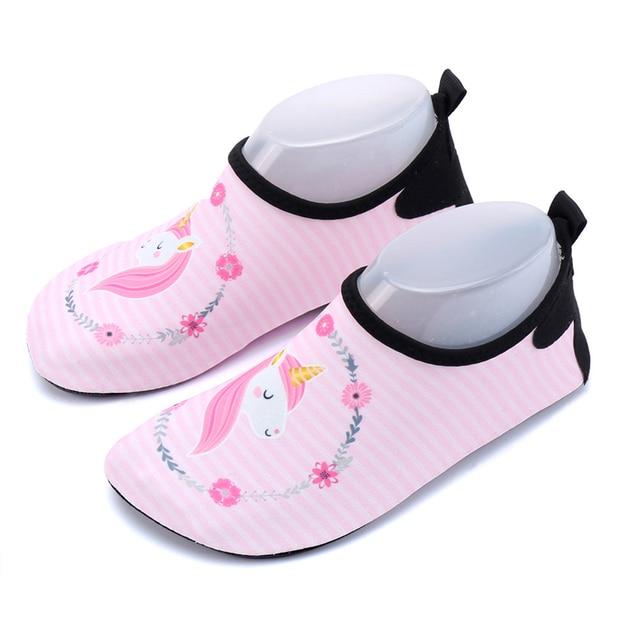 Unicorn Shoes Beach Slippers