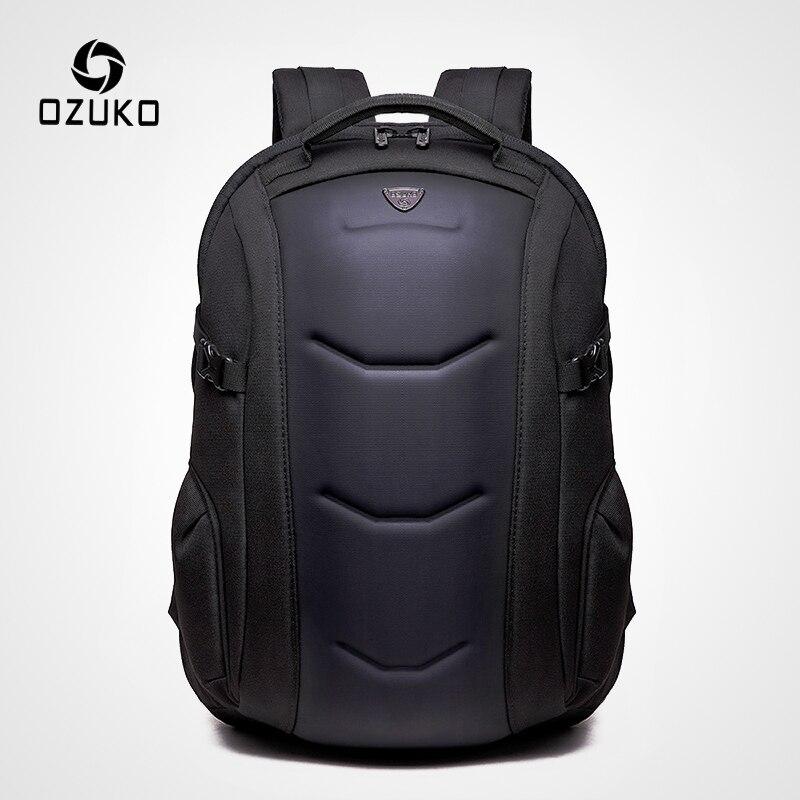 OZUKO marque étanche Oxford sac à dos pour adolescent 15.6 pouces sacs à dos d'ordinateur portable homme mode cartable hommes sacs de voyage Mochilas