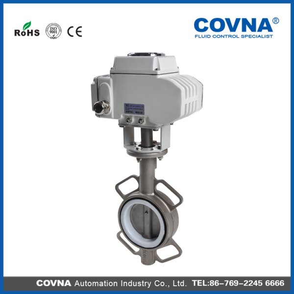 Buy Dn50 2 Motorized Butterfly Valve
