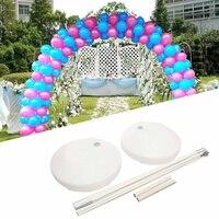 14Pcs Balloon Arch Kit Birthday Party Wedding Large Set Column Balloon Arch Frame Ballons & Accessories DIY Decoration Supplies