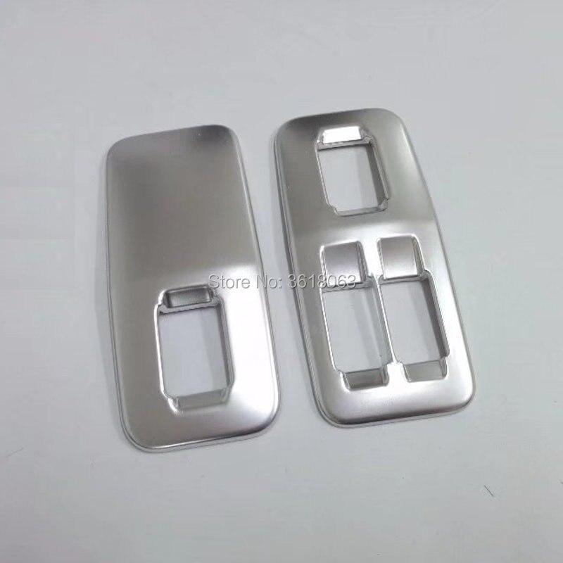 2018/ABS Chrom/é Poign/ée de porte Garniture Accessoires Auto Pour Land Cruiser Prado Fj150/150/2010