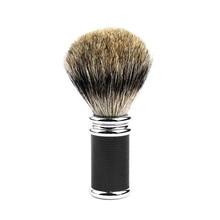 Badger Hair Shaving Brush Zinc Alloy Handle  Men Beard Brush Shaving titan razor brush shaving brush with wooden handle best badger hair brush could oem