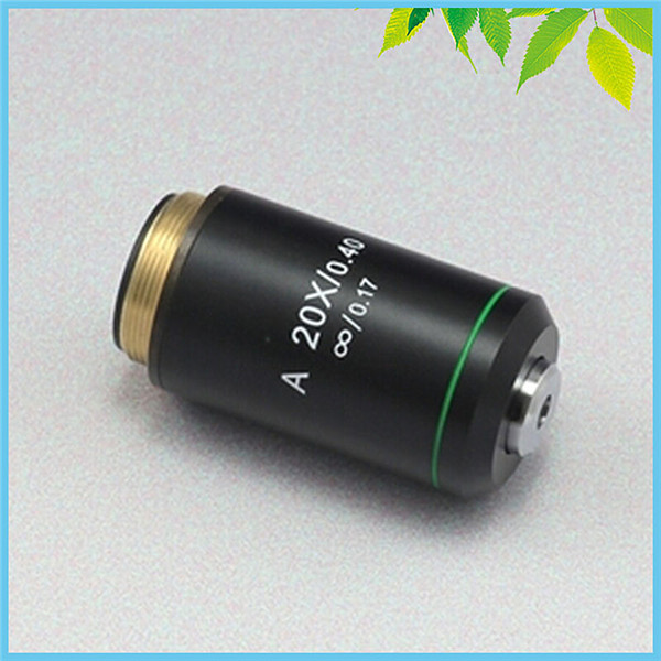 20X Achromatic Infinity Objective Lens for Infinity Biological Microscope Can be Used on Zeiss Olympus Infinity Microscope leetun a 4x 0 10 achromatic infinity objective lens for biological microscope zeiss olympus infinity microscope
