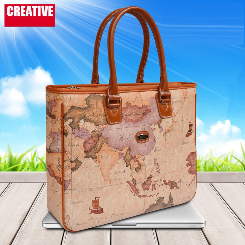 Hot Handbag For Laptop 14, For Macbook Air Pro 13.3, 13,14.1 Lady Notebook Bag,Women Messenger Purse,Free Drop Ship 0084S414 оптика
