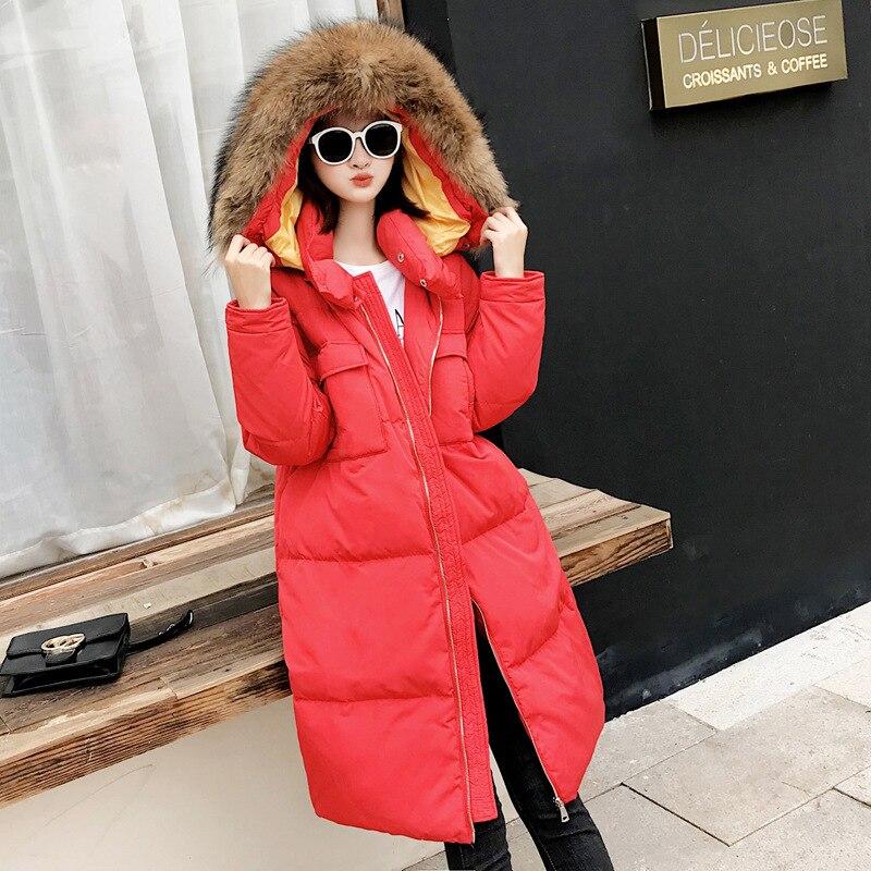 90% duck   down     coat   fashion brand cloak style big fur   down   jacket women winter great quality luxury thicker warm   down     coat   wq447