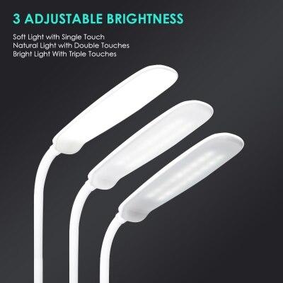 Best Eye-protected Light Adjustable Gooseneck Lamp