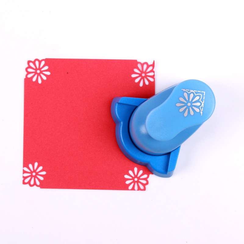 2015 Border Hole Puncher Perforadora De Papel Free Ship New Flower Scrapbook Paper Cutter Corner Punch Diy Craft Furadores b580 ...