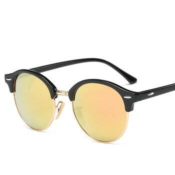 DCM Hot Sunglasses Women Popular Brand Designer Retro Men Summer Style Sun Glasses 8