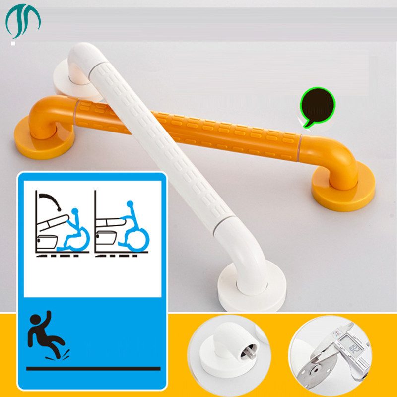 Elderly Safety Bath HandrailsToilet Safety Hand Handgrepen Handrail Grip Bath Handles Bathroom Grab Bars For Elderly Grab Bar