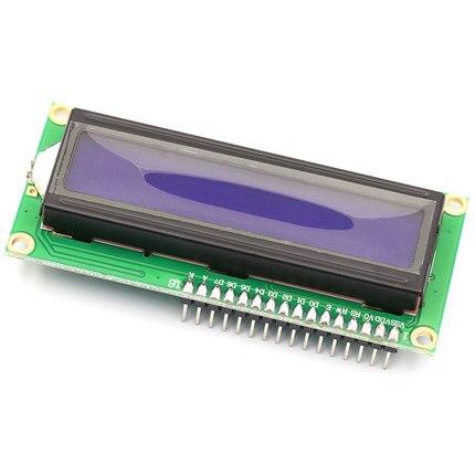 1pcs/lot LCD Board 2004 20*4 LCD 20X4 5V Blue Screen Blacklight LCD2004 Display LCD Module LCD 2004 New