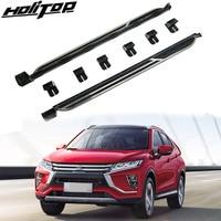 Подходит для Mitsubishi Eclipse Cross side step side bar foot bar Pedals (2018 2019) горячие продажи на рынке Китая (мы рекомендуем).